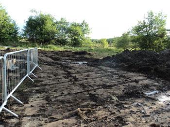 Excavator Mats